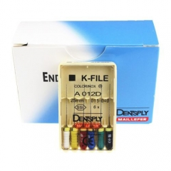 Dentsply K-FILE Hand Use Endodontics Endo Root Canal Files SST