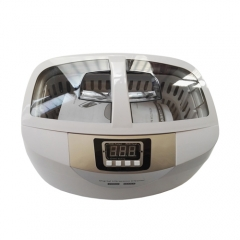 Digital Ultrasonic Cleaner Heater Jewelry 2.5L